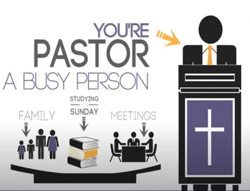 For Pastors